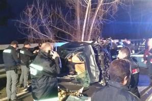 SRBI POGINULI U STRAVIČNOJ NESREĆI U ITALIJI Sleteli s litice dok su BEŽALI OD POLICIJE brzinom od 160 kilometara na sat