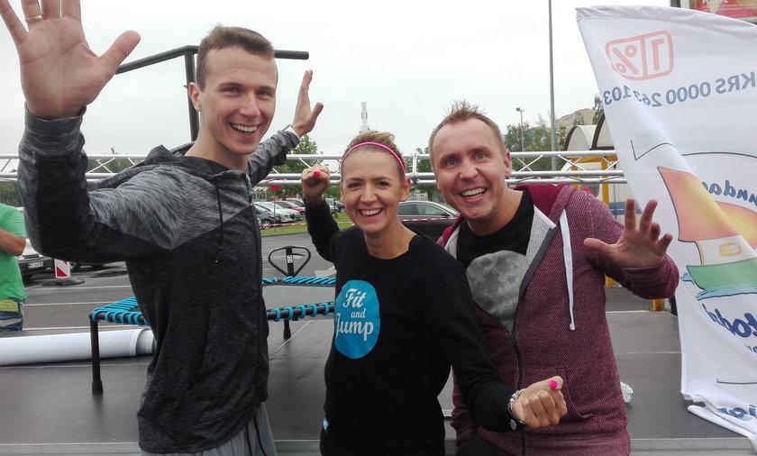 Charytatywny Maraton Trampolin Fit and Jump