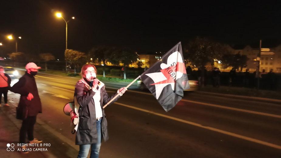 Anna Grad-Mizgała-  znana przemyska aktywistka