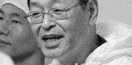 Śmierć szefa elektrowni w Fukushimie. Zmarł na raka!