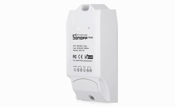 SONOFF TH10 WiFi Smart Switch