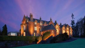 Słynny tenisista Andy Murray otworzył luksusowy hotel w pobliżu rodzinnego Dunblane
