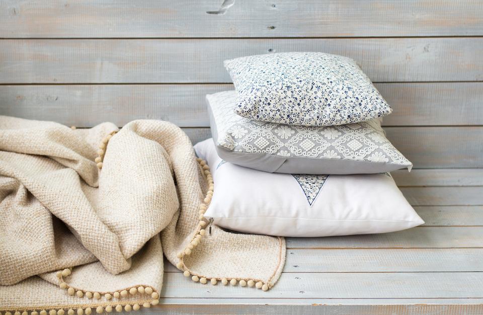 Jakie Dobrać Poduszki Dekoracyjne Wystarczy Zastosować