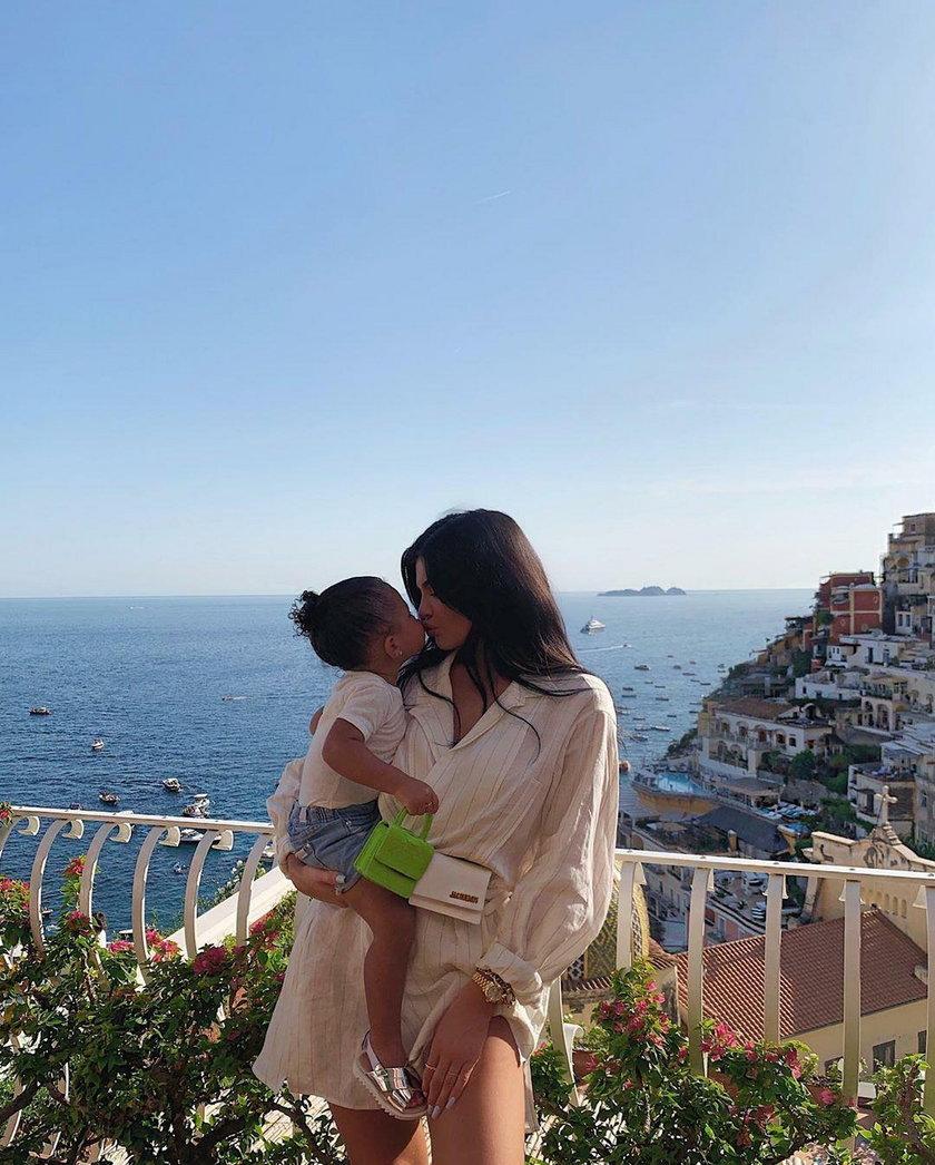 Kylie Jenner z córką