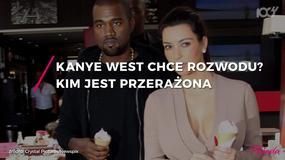 Poważny kryzys w małżeństwie Kim Kardashian i Kanye Westa