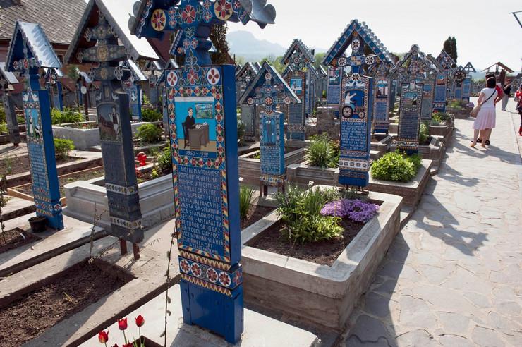 Veselo groblje