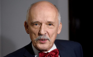 Korwin-Mikke: Myślę, że wystartuję w wyborach na prezydenta Warszawy
