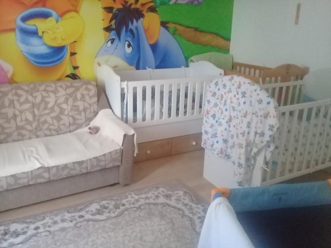 Nova soba za trojke