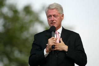 Bill Clinton na oddziale intensywnej opieki medycznej