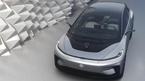 Nowe auto Faraday Future hitem sprzedaży