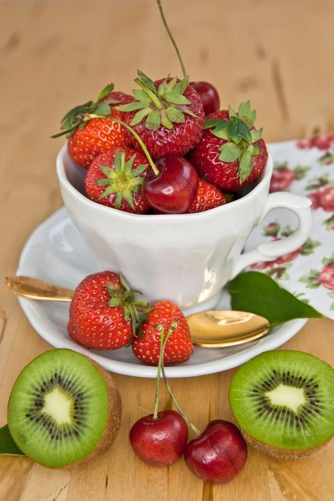 Voće kao spas