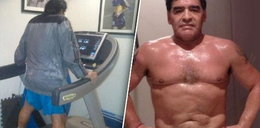 Szok! To jest Maradona, a wyglądał...