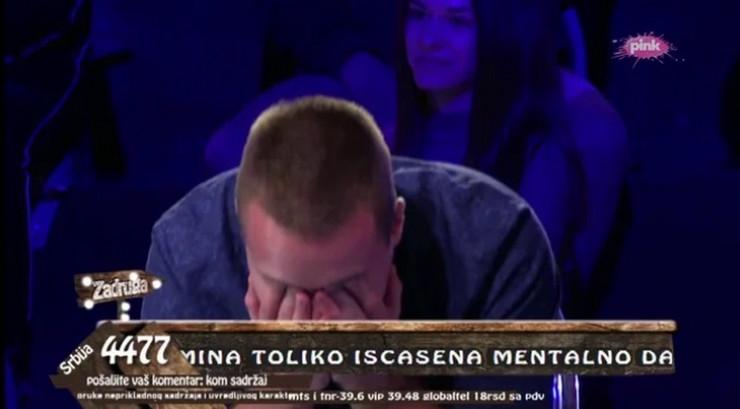 Orezović izbačen iz Zadruge pa plakao kao kiša zbog onog što mu se desilo!