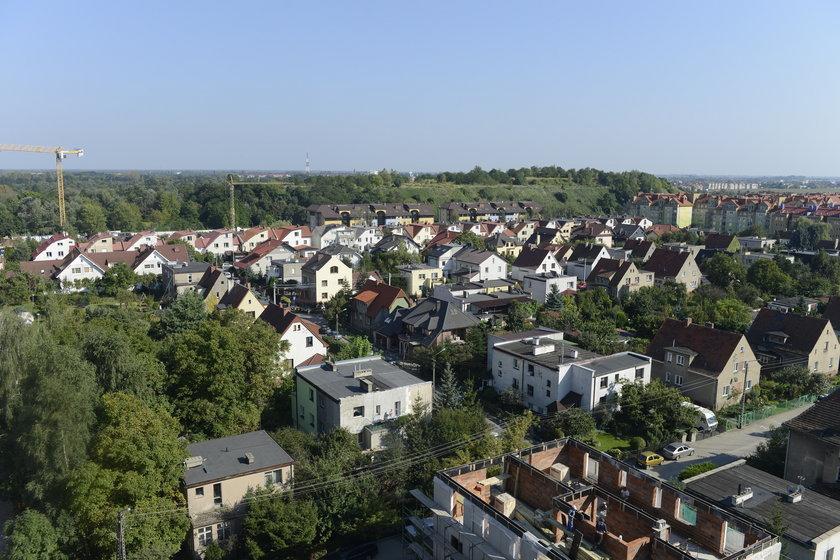 Wzgórze Bardzkie we Wrocławiu