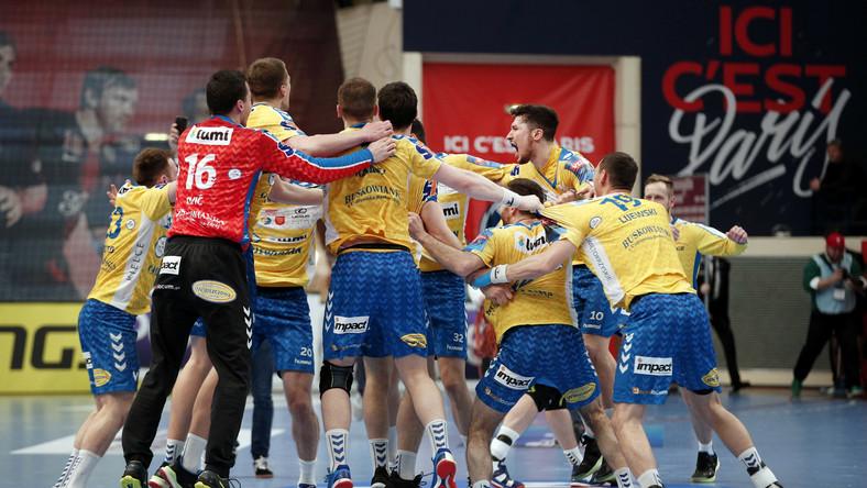 Piłkarze ręczni PGE Vive Kielce