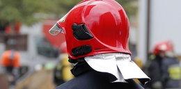 Strażacy sami złapali podpalacza!