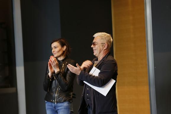 Biljana Srbljanović je nagrađena za predstavu