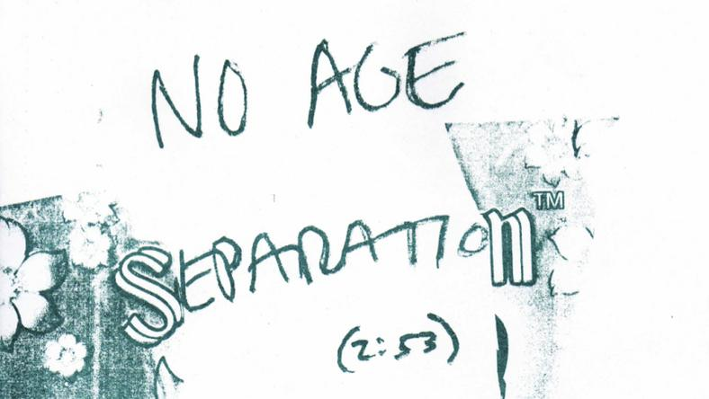 "No Age - ""Separation"""