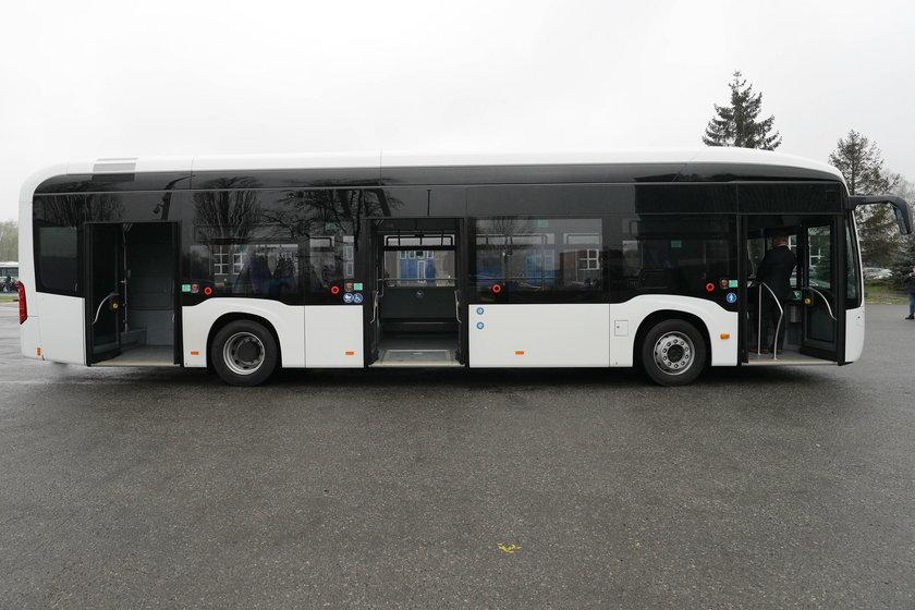 MPK testuje nowy autobus