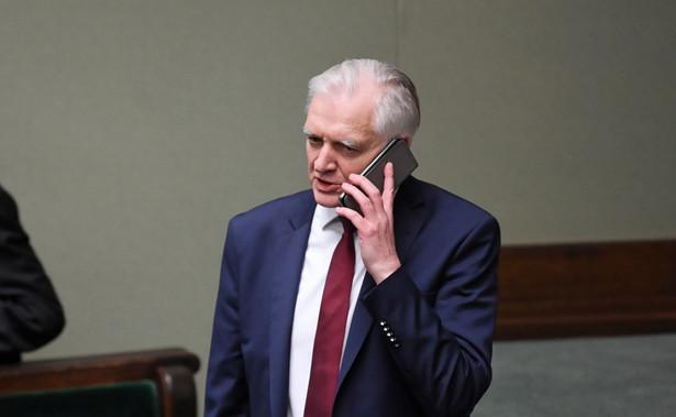 Zdaniem wicepremiera, szefa Porozumienia Jarosława Gowina wybory prezydenckie 10 maja nie mogą się odbyć, a bezpiecznym terminem jest przesunięcie ich o dwa lata