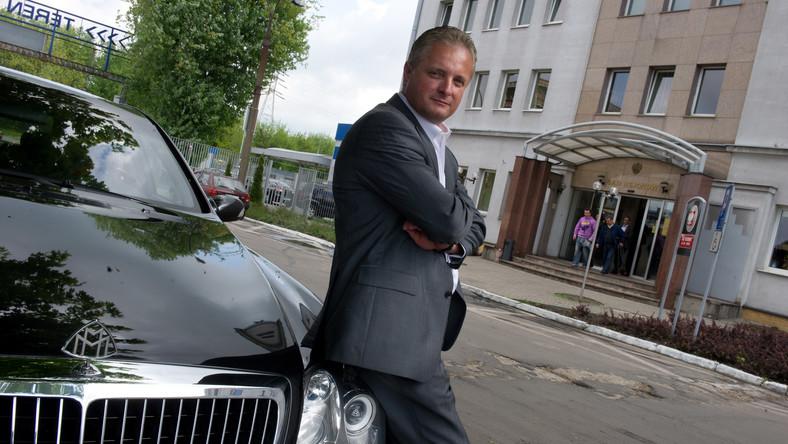Kontrowersyjny milioner powraca. Piotr Misztal chce być prezydentem Łodzi