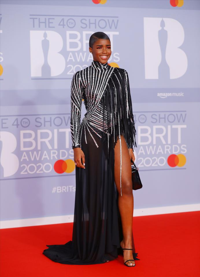 Brit Awards 2020: Eva Apio