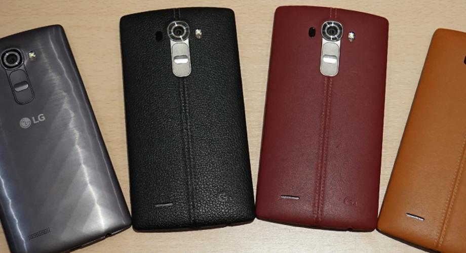LG G4: Weltweiter Verkaufsstart beginnt