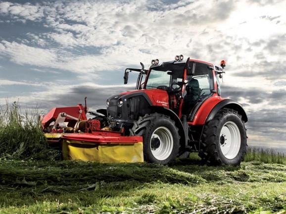 Traktor-Lindner