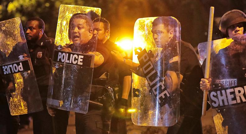 Memphis Unrest: Dozens injured after man is killed by marshals