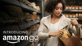 Sklepy Amazon Go trafiły do Europy