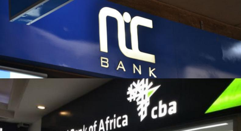 Kenya's NIC Group PLC and Commercial Bank of Africa have joined forces to become the largest bank in Africa serving over 40 million customers