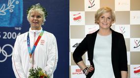 Polskie sportsmenki kiedyś i dziś