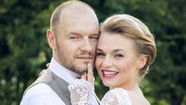 Emilia Komarnicka-Klynstra jest w ciąży?! Zaskakująca reakcja aktorki i jej męża na pytanie Moniki Zamachowskiej