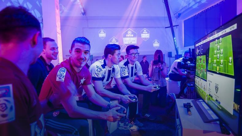 EA SPORTS FIFA 18 Ekstraklasa Cup