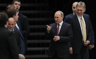 Putin: Rosja za wolnym handlem i ochroną klimatu