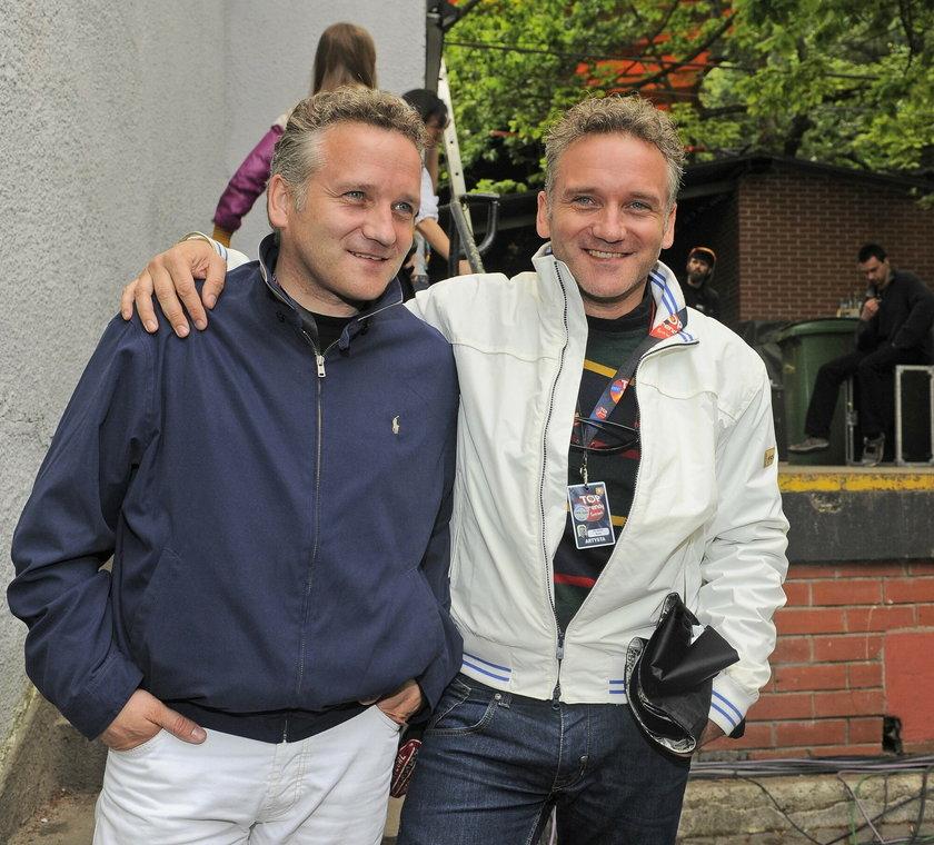 Jarosław Kret i Jacek Kret