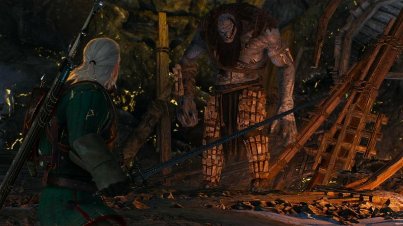 Wiedźmin 3: Dziki Gon (PS4)