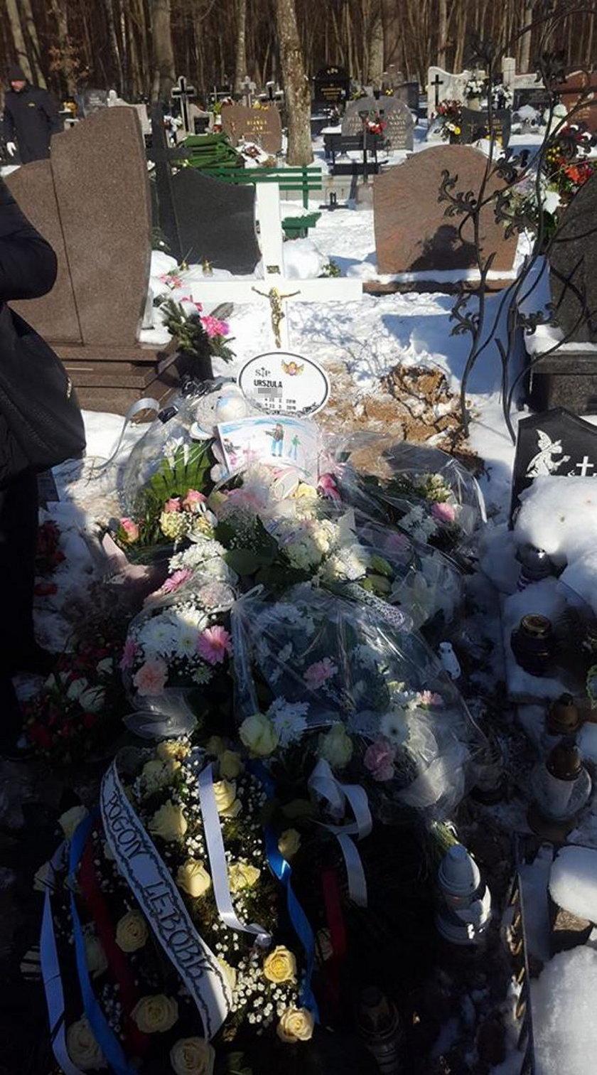 grób Urszulki
