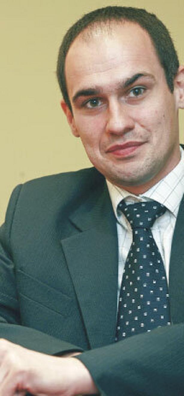Tomasz Nowak, ekspert z Departamentu Prawa Podatkowego kancelarii prawnej Grynhoff Woźny Maliński Fot. Wojciech Górski