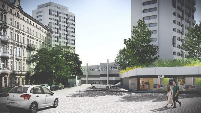 Esplanada wrocławskiego Manhattanu zostanie wyremontowana