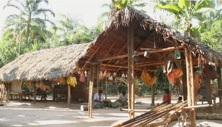 Tsimane narod