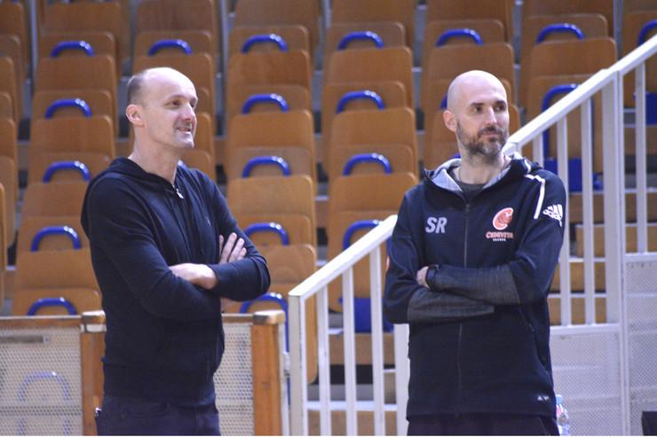 Slaven Rimac i Jurij Zdovc