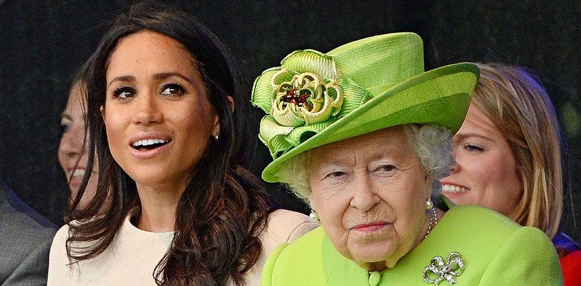 Elżbieta II zabroniła tego Meghan. Była bardzo stanowcza! Ma rację?
