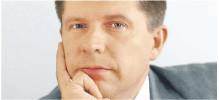 Ryszard Petru, główny ekonomista i dyrektor ds. strategii BRE Banku, były pracownik Banku Światowego