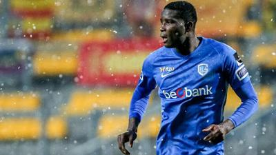 Genk Technical Director says Paul Onuachu wanted to leave, but no good offer came in