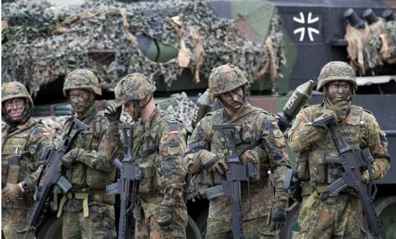 Nemački vojnici