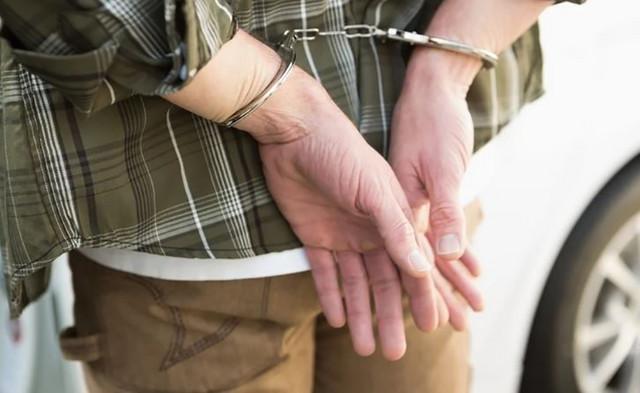 hapšenje, ilustracija