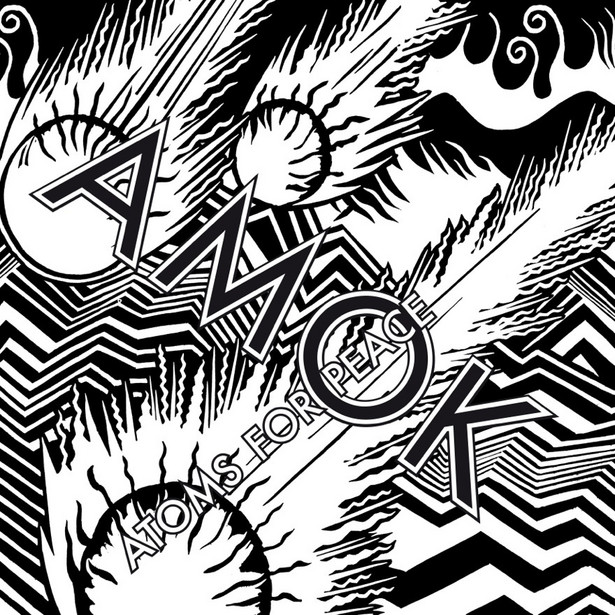 """Atoms For Peace """"Amok"""""""