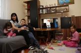 Mirjana Knežević sa decom