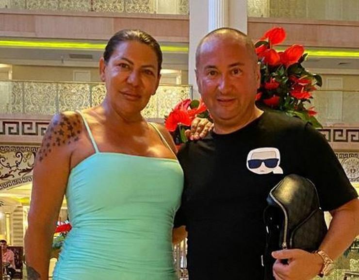 Sladja i Djani Trajković